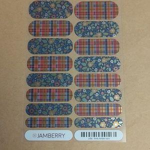 Jamberry Nail Wrap- Brisk Amber